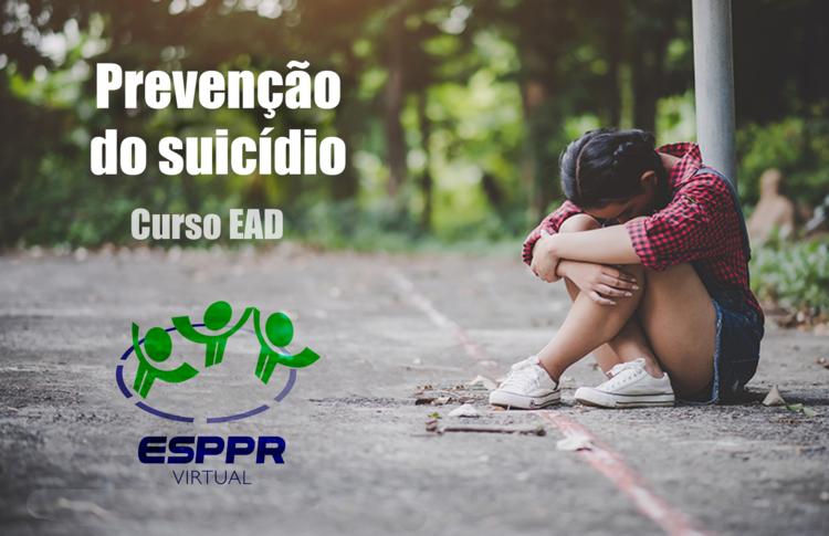 Curso de prevenção do suicídio